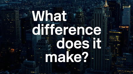 『What Difference Does It Make? A Film About Making Music』