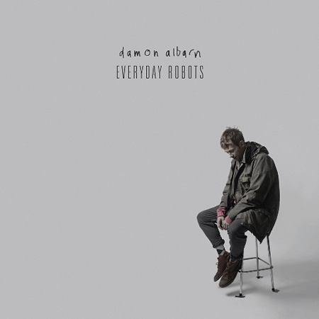 Damon Albarn『Everyday Robots』ジャケット