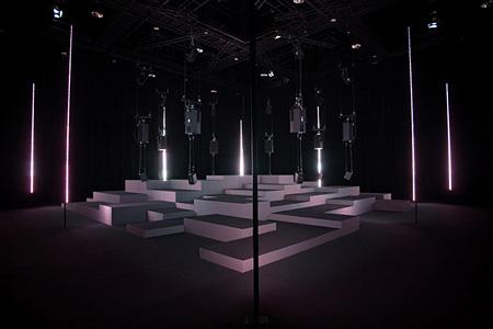 渋谷慶一郎+池上高志 / Keiichiro Shibuya + Takashi Ikegami『filmachine』