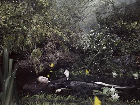 WOW『Ophelia has a Dream ©MIHARAYASUHIRO』