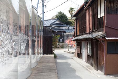 犬島「家プロジェクト」 ©妹島和世建築設計事務所