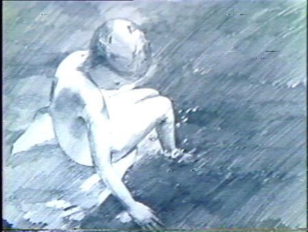 藤幡正樹『眼のうつわ』 1979 © Masaki FUJIHATA