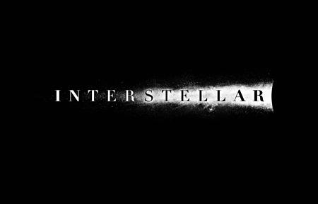 『インターステラー』ロゴ