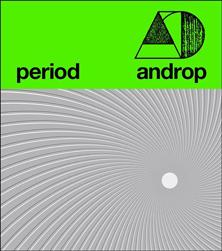 androp『period』ジャケット
