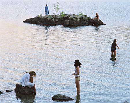 カルメラ・ガルシア『無題(楽園シリーズ)』2002年 MUSAC蔵 ©Carmela García, Courtesy: MUSAC