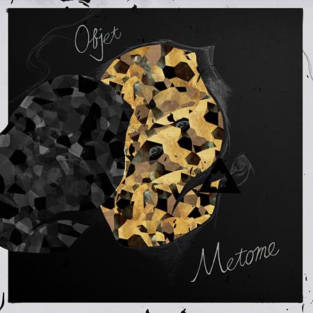 Metome『Objet』ジャケット