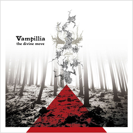 Vampillia『the divine move』ジャケット