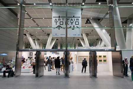 アートフェア東京 2013会場風景(撮影:岩下宗利)
