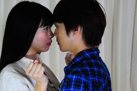 『いけない!ルナ先生』 ©2014 上村純子/講談社・エスピーオー