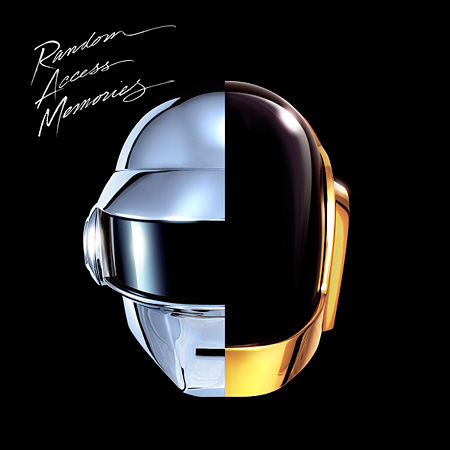 Daft Punk『Random Access Memories』ジャケット