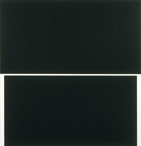 Richard Serra, Double Level I, 2009 etching, 170x164cm, edition of 22© 2009 Richard Serra and Gemini G.E.L. LLC, Courtesy of YAMAMOTO GENDAI