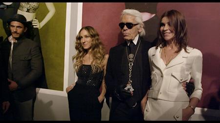 『マドモアゼルC~ファッションに愛されたミューズ~』 ©2013 BLACK DYNAMITE FILMS, TARKOVSPOP