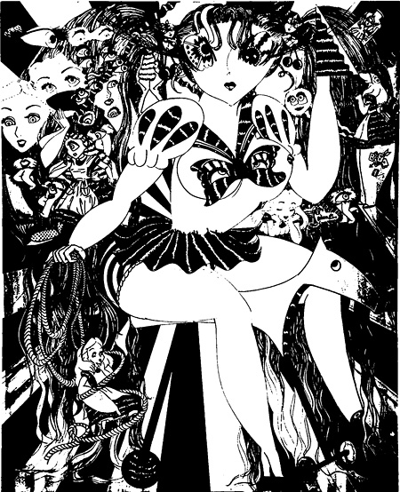 抜水摩耶作品 ©Maya Nukumizu