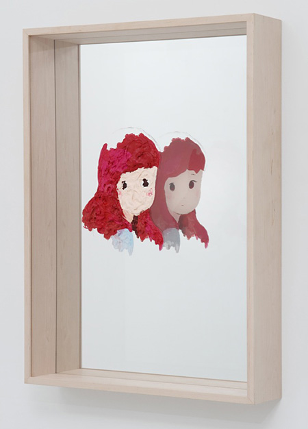 Untitled, 2013, 760 x 543 x 130 mm, 