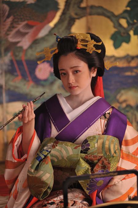 『花宵道中』 ©2014 東映ビデオ
