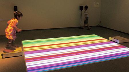 松村誠一郎『Hop Step Junk』 ©seiichiro MATSUMURA 協力:東京工科大学デザイン学部