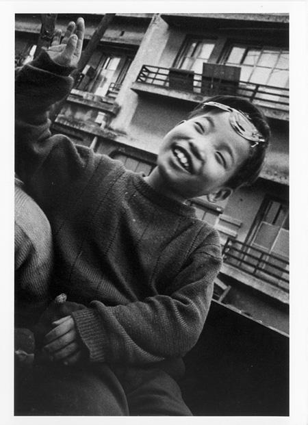荒木経惟 『さっちんとマー坊』 1963年