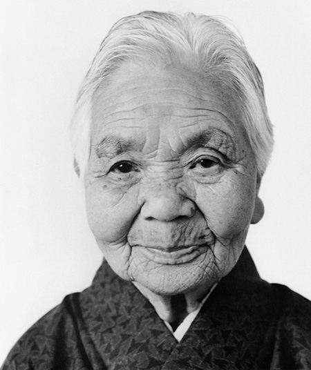 荒木経惟 『富山の女性』 2000年