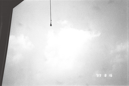 荒木経惟 『冬の旅』 1989-90年