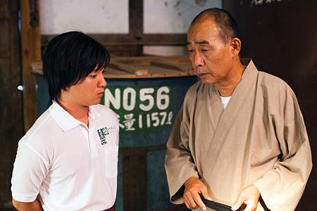 『サケボム』 ©2013 pictures dept./Sake Bomb Films, LLC