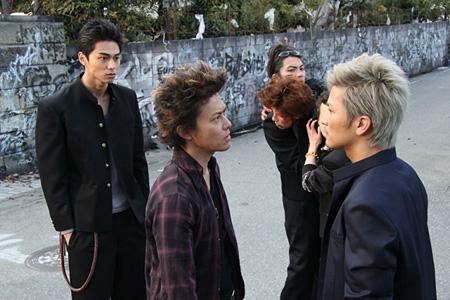 『クローズEXPLODE』©2014高橋ヒロシ/「クローズEXPLODE」製作委員会