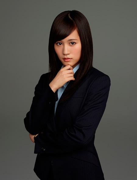 前田敦子 ©J Storm/2014エイトレンジャー2映画製作委員会