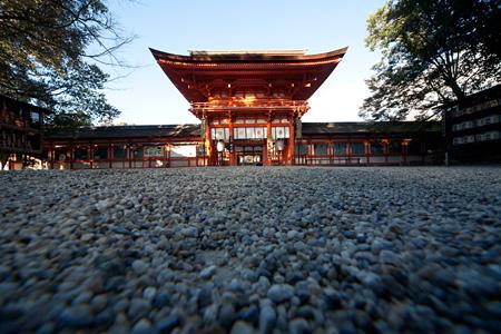下鴨神社細殿 ©2014 Naoyuki Ogino