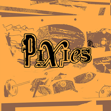 Pixies『Indie Cindy』ジャケット