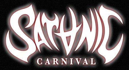 『SATANIC CARNIVAL'14』ロゴ
