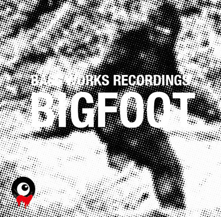 V.A.『BIGFOOT』ジャケット