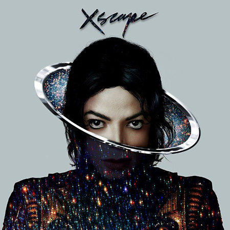 マイケル・ジャクソン『XSCAPE』ジャケット
