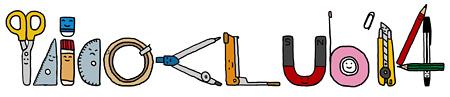 『TAICOCLUB'14』ロゴ
