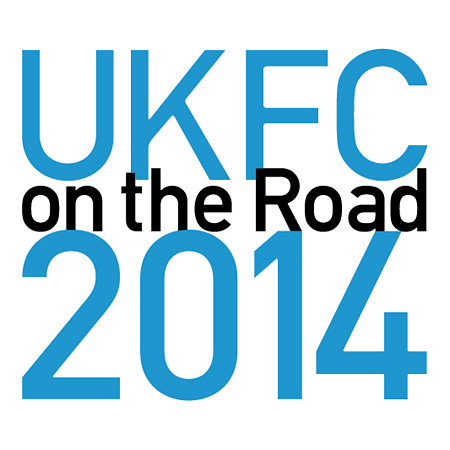 『UKFC on the Road 2014』ロゴ