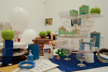 三田村光土里『アート&ブレクファスト メルボルン』 2011
