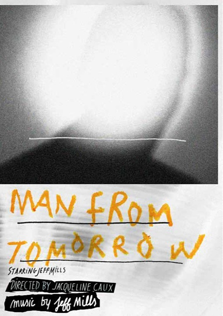 『Man From Tomorrow』ポスター