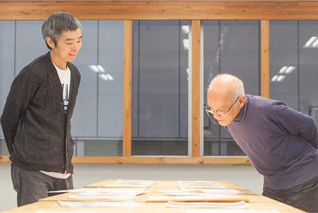 松本大洋と谷川俊太郎