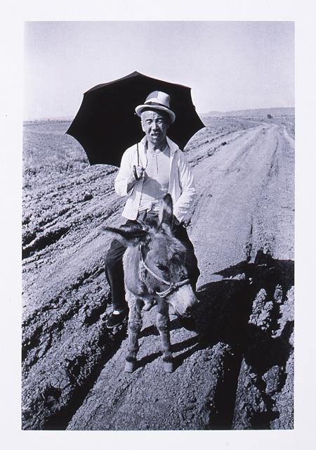 『満州昭和十五年』より『寧安付近で』 1940年 ゼラチン・シルバー・プリント 東京都写真美術館蔵