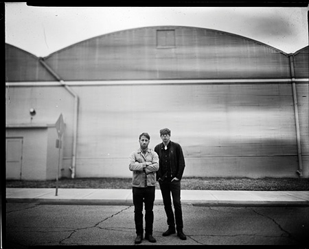 The Black Keys photo credit:Alysse Gafkjen