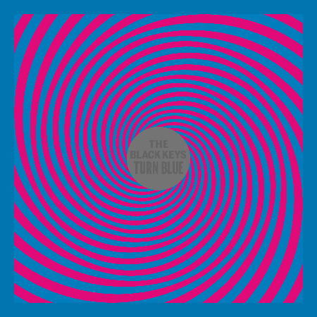The Black Keys『Turn Blue』ジャケット