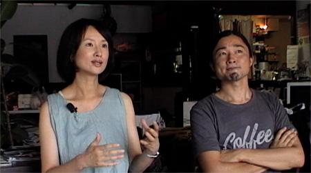 『スーパーローカルヒーロー』より アン・サリー、小池龍平出演シーン