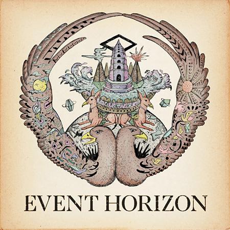 Serph『Event Horizon』ジャケット