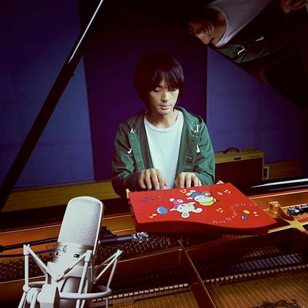 ライブやレコーディングで使用したトイピアノ イメージビジュアル