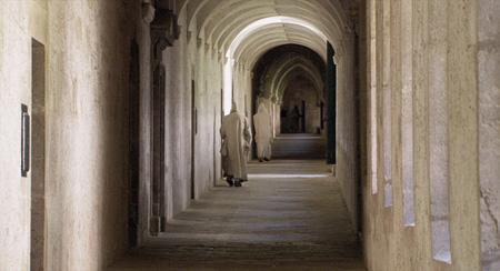 映画『大いなる沈黙へ ―グランド・シャルトルーズ修道院』より