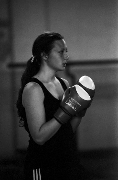 Kristin Loschert『Boxer』