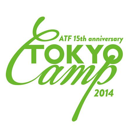 『TOKYO CAMP 2014』ロゴ