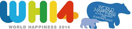 『WORLD HAPPINESS 2014』ロゴ