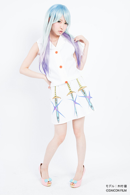 DAICON FILM×galaxxxy Sailor swords ワンピース ©DAICON FILM