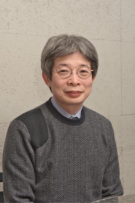 平田オリザ 撮影:青木司