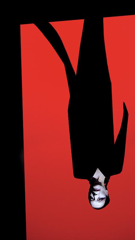 ロバート・ウィルソン『Marianne Faithfull』 2004年