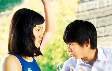 映画『スイートプールサイド』より ©2014松竹株式会社